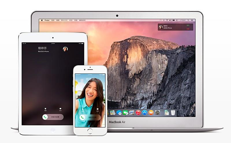 如何在 iPad、iPod touch 和 Mac 接聽、撥打 iPhone 電話
