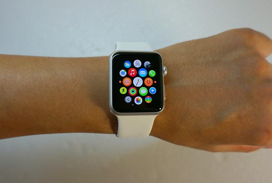 Apple Watch 台灣開箱分享:意志力不強者勿看
