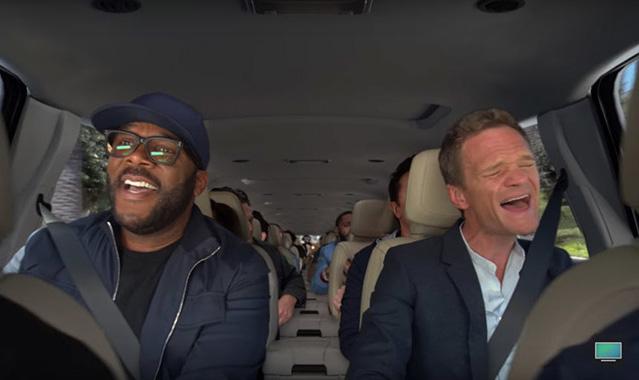 Carpool Karaoke reruns for free in TV app
