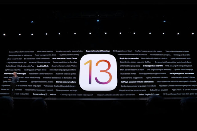 iOS 13  App Downloads use mobile data