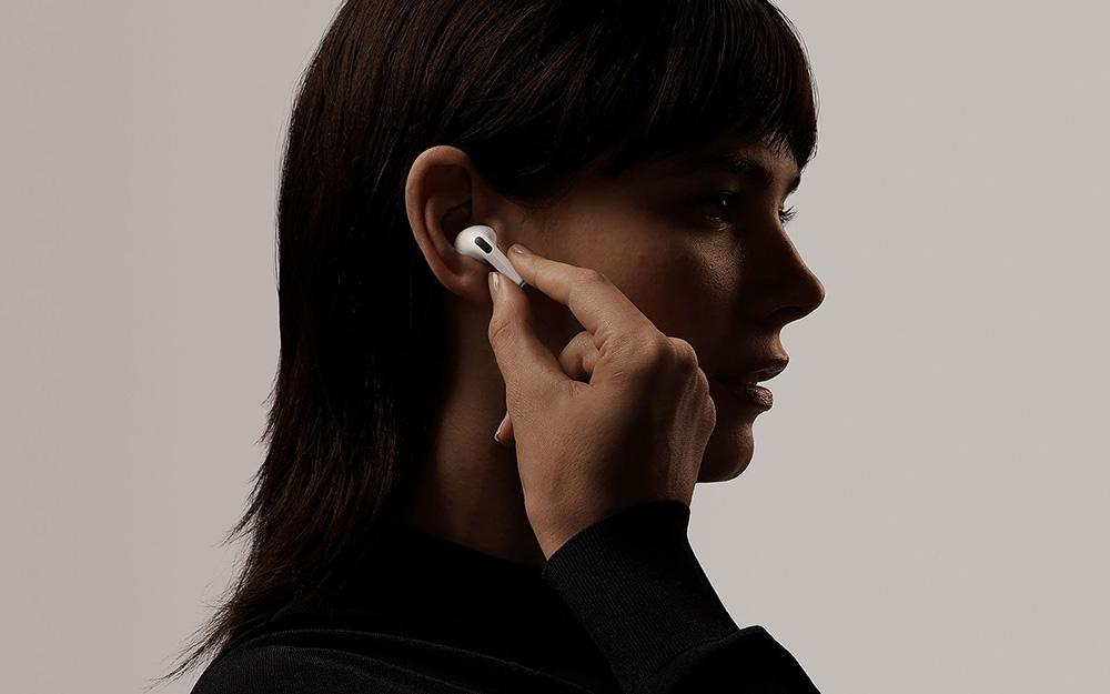 未來 AirPods 能用氣壓檢測用戶是否戴上耳機