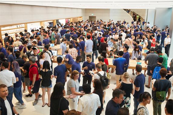 蘋果不再主動提供手錶和 AirPods 試戴:減少病毒傳播