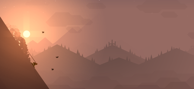 Alto's Odyssey - Discover the endless desert