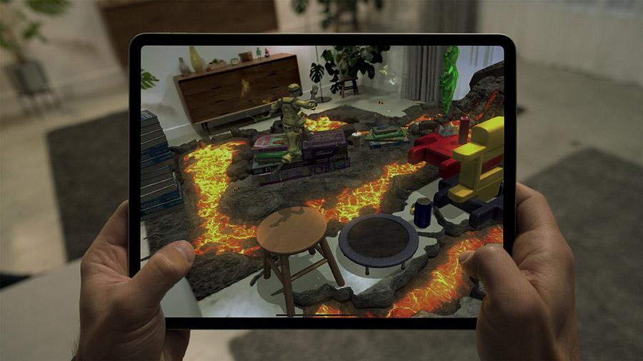 新款iPad Pro宣布推出A12Z仿生芯片,帶觸控板的魔術鍵盤,LiDAR掃描儀等
