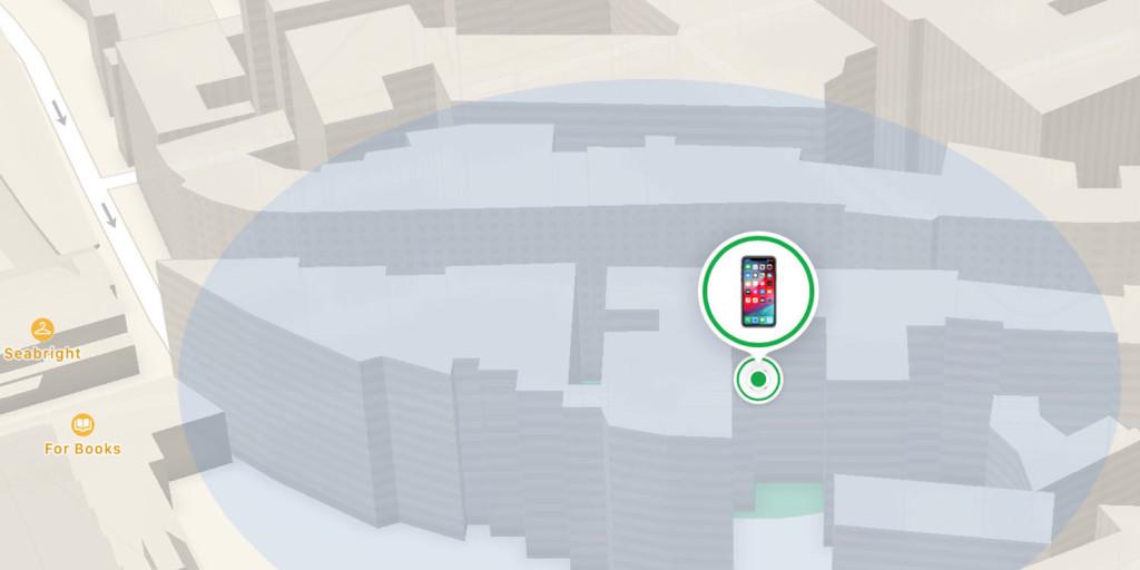 iOS 14「尋找」App 將有更準確的 AR 模式和提醒功能