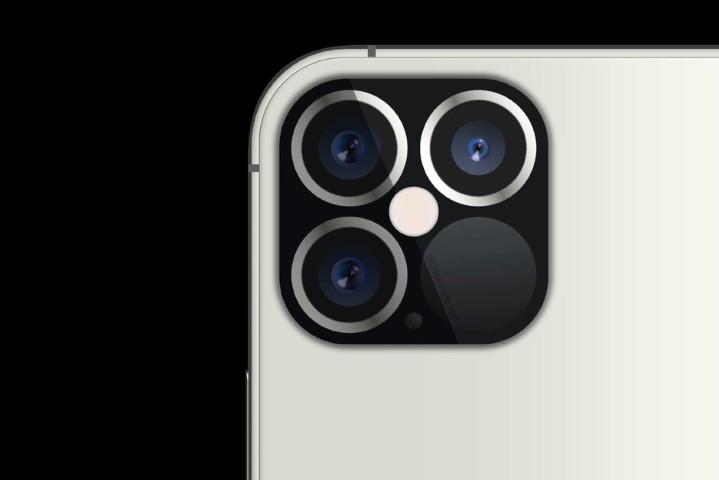 iPhone 12 Pro 可望三相機系統+光學雷達掃描儀