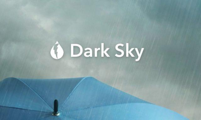 蘋果收購最準確的 Dark Sky 天氣預報 App:只讓果粉獨享