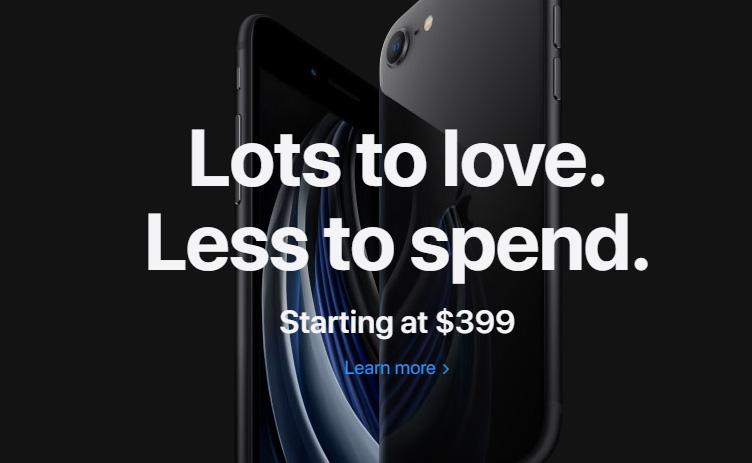 全新第 2 代 iPhone SE!一次到位 CP 值最高的入門機