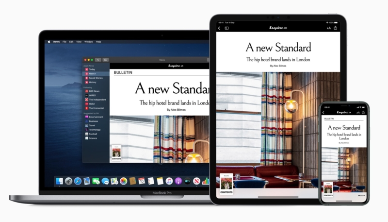 蘋果計畫推出用聽的看新聞!挽救 Apple News+ 頹勢
