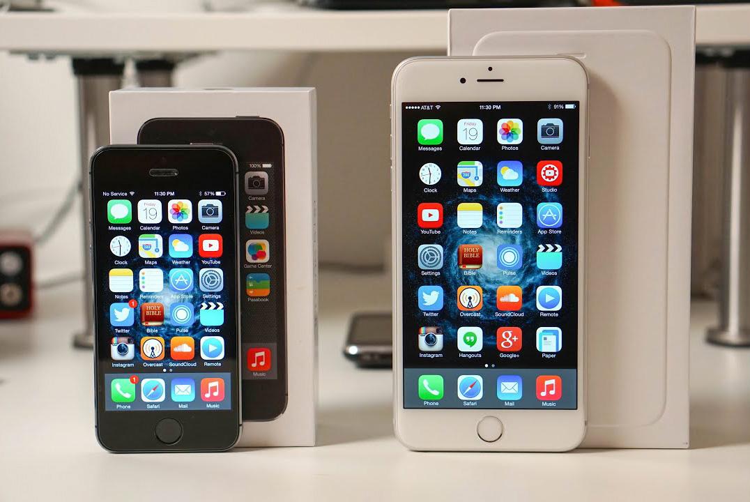 佛心蘋果!拒絕拋棄 iPhone 5s / iPhone 6 老用戶