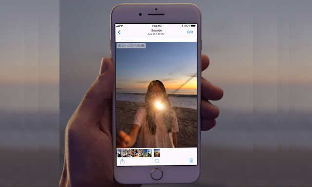 Live Photo effects on your iPhone