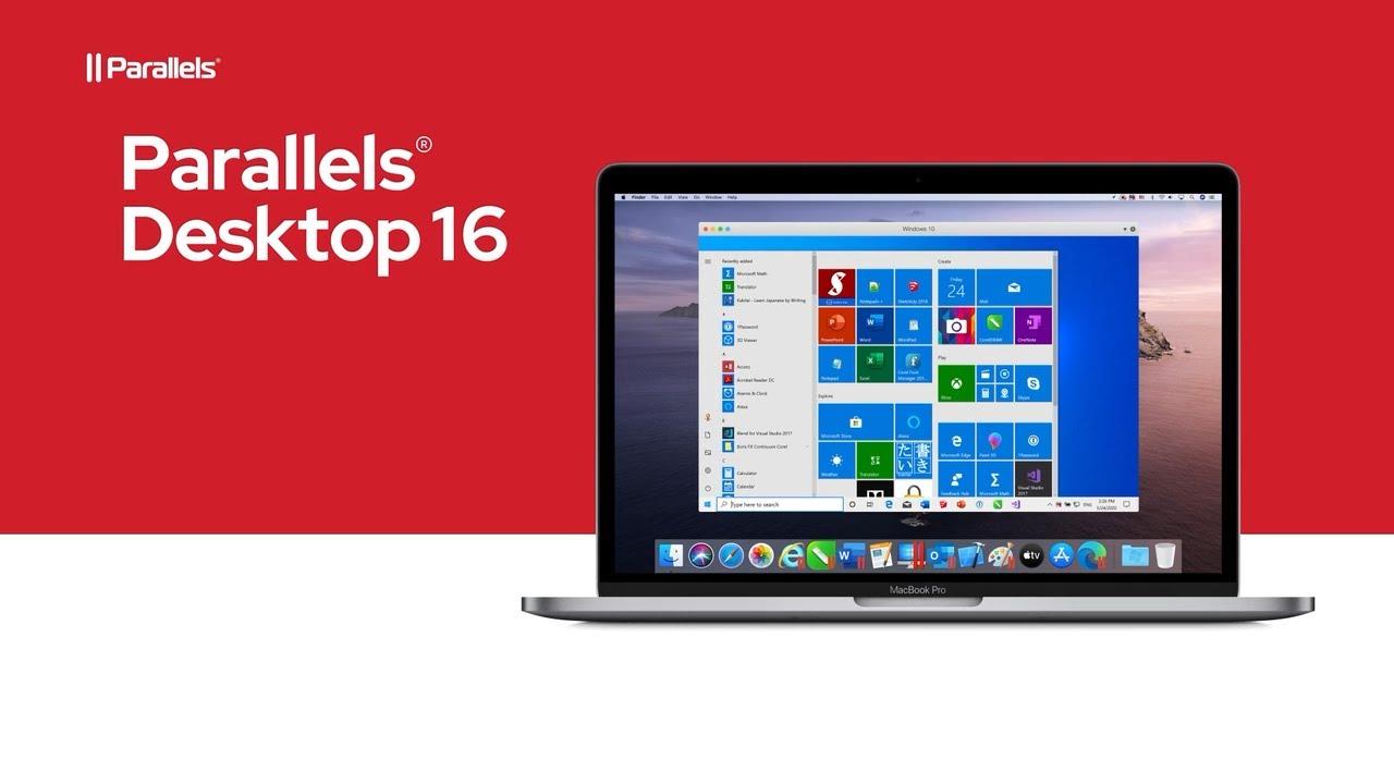 Parallels Desktop 16 發布!支援Big Sur和多點觸控手勢