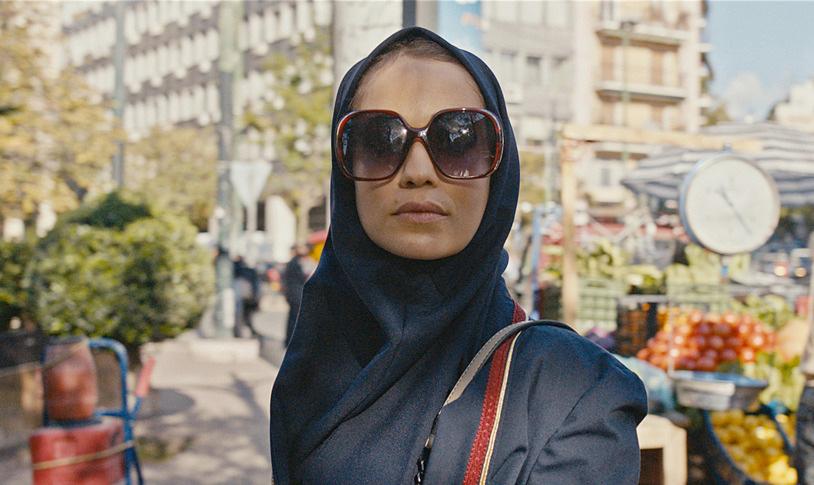 間諜驚悚片《德黑蘭》將於 9/25 在 Apple TV+ 上首播