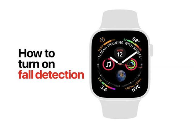 如何開啟 Apple Watch 跌倒偵測和心臟健康提醒