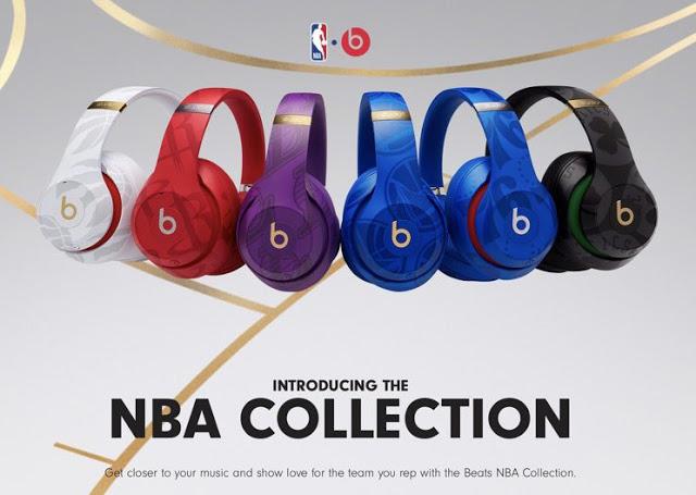 Beats Studio3 Wireless Headphones - NBA Collection